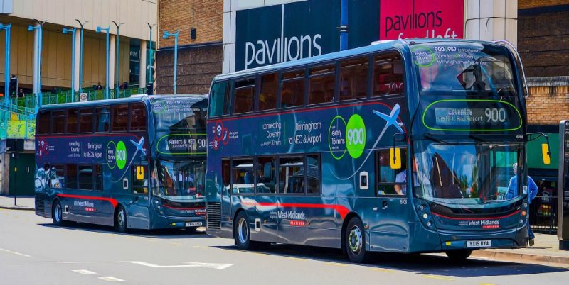 TfWM and WMCA want public feedback on how to improve local bus services in the West Midlands region
