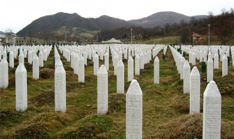 25 years have passed since the genocide in Srebrenica that saw the systematic murder of over 8,000 Bosnian Muslims