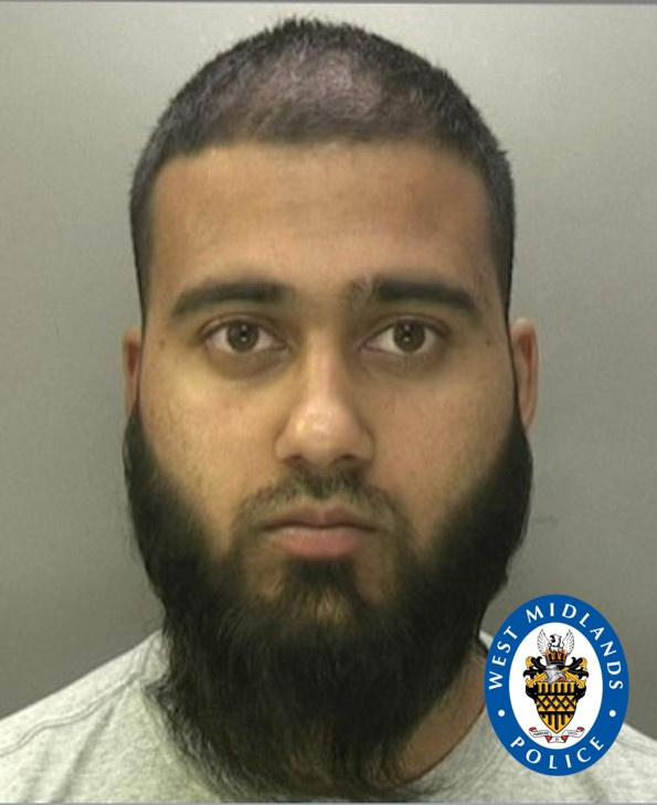 Hassan Rauf is wanted for failing to appear at court and was sentenced in his absence