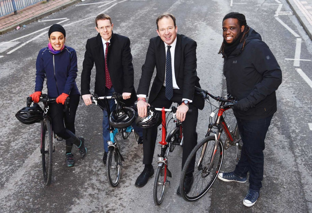 West Midlands awarded £3.85 million to get region cycling and walking post-coronavirus lockdown
