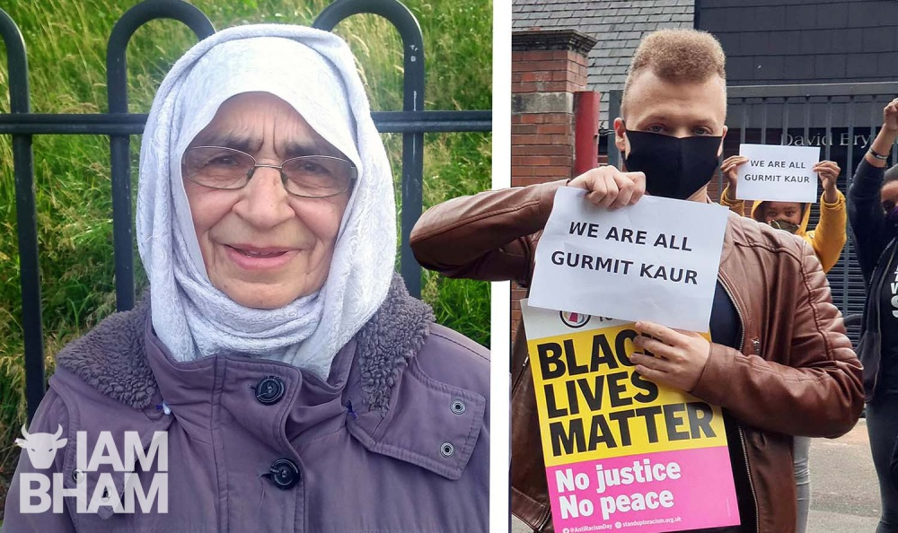 Community rallies around elderly Sikh woman as UK Home Office threatens to deport her