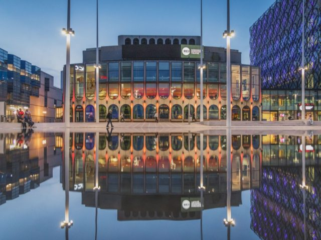 The Birmingham Repertory Theatre has warned of job losses after financially struggling during the coronavirus crisis