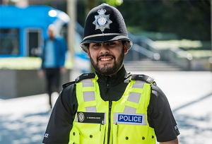 Teenager becomes Special Constable after being inspired by West Midlands Police community relations