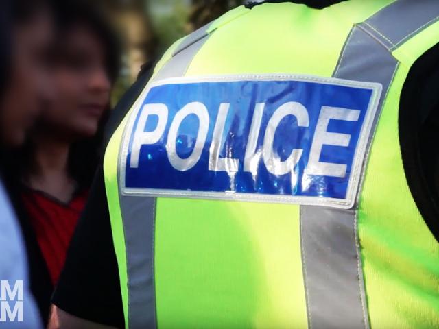 West Midlands Police officer uniform general