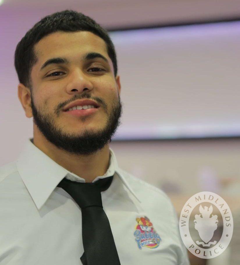 Abdul Rahman Abubaker was shot dead in Birmingham in 2018