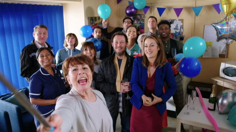 BBC Doctors recently celebrated its 20th anniversary with a special episode