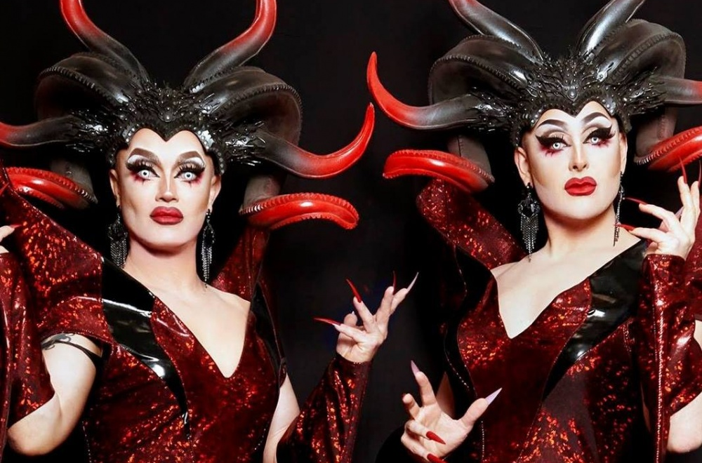 INTERVIEW: Boulet Brothers 'spill the blood' on Season 4 of Dragula