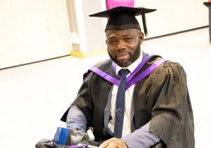 Coventry asylum seeker with disability launches crowdfunder to raise fees for his PhD study