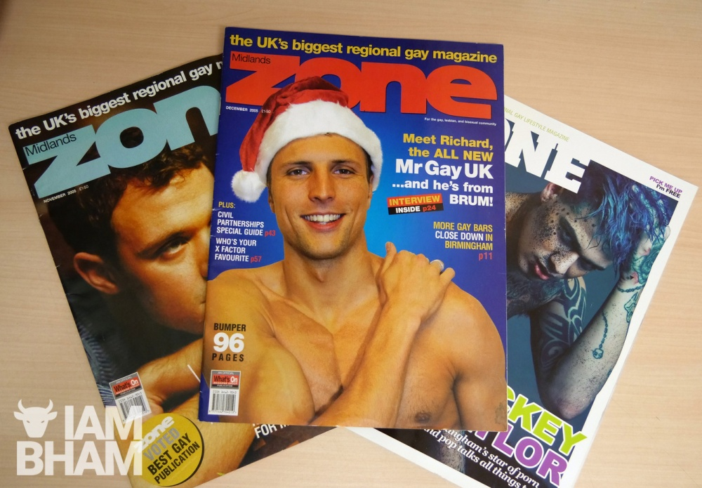 LGBTQ+ magazine Midlands Zone set to fold following COVID-19 pandemic circulation woes