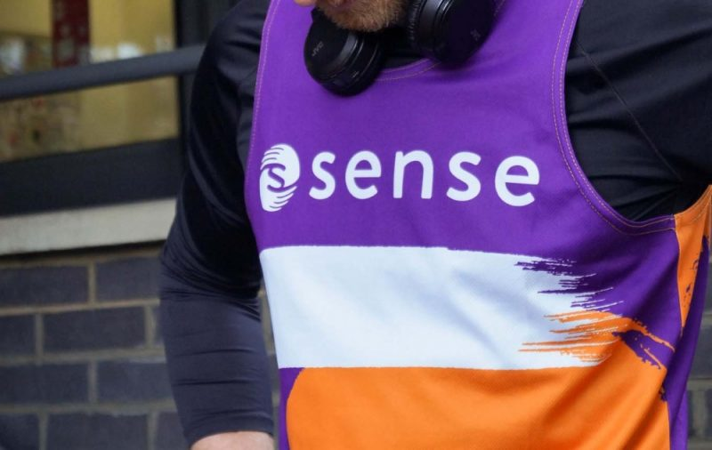 Sense is a disability charity working to ensure deafblind individuals and those with complex disabilities are able to fulfil their potential