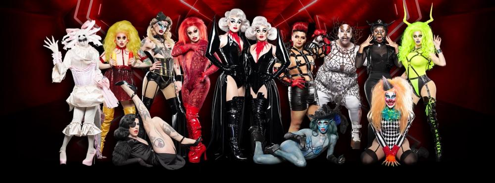 Dragula season 3 cast
