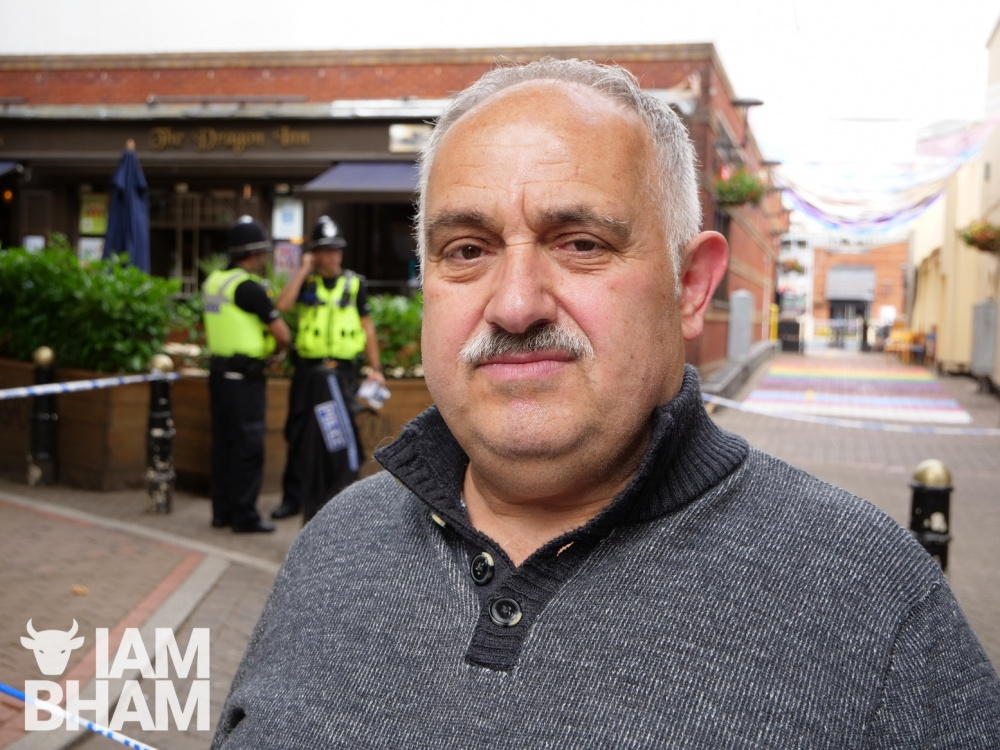 VIDEO | Birmingham Stabbings: Savvas Sfrantzis' eye-witness account of knife killer's rampage