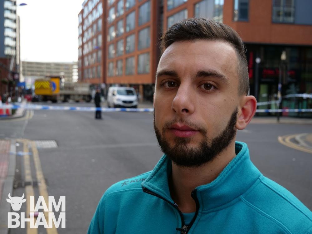 "Birmingham stabbings: ""Birmingham is becoming really dangerous"" says local resident"