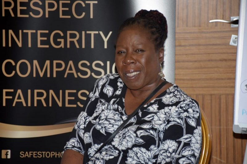 Councillor Paulette Hamilton, Cabinet Member for Health and Social Care, is urging people to Test and Trace