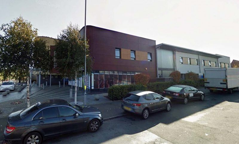 New testing sites have opened at Saltley Health & Wellbeing Centre (pictured), Brewery Street Coach Park and Osler Street, Ladywood.
