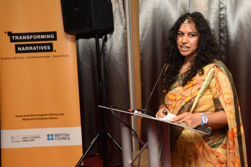 Sophina Jagot, Project Manager at Transforming Narratives