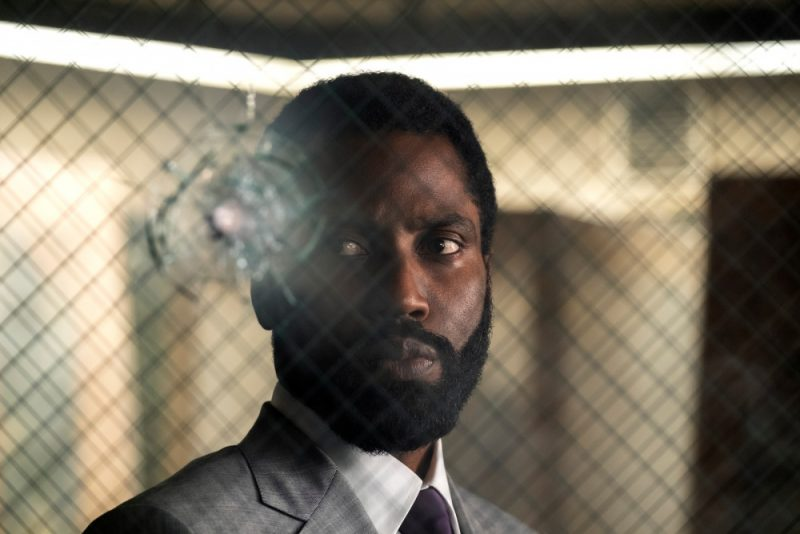 John David Washington leads an all-star cast in Christopher Nolan's blockbuster TENET