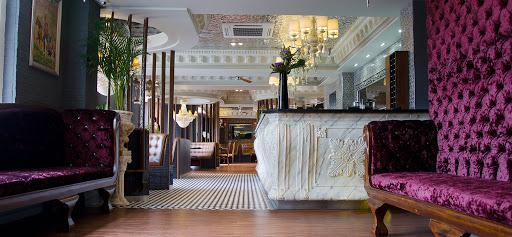 Tipu Sultan Majestic Dining restaurant in Birmingham