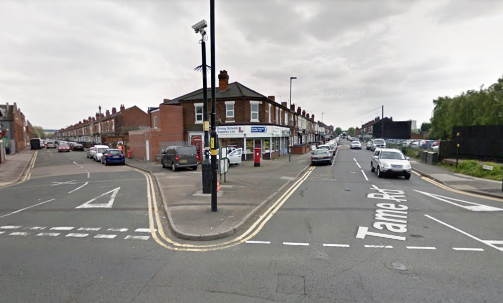 Police appeal for information after teenager stabbed in broad daylight in Witton