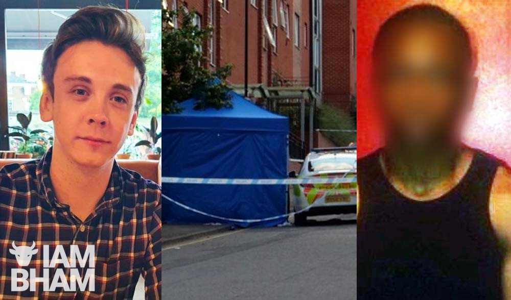 Birmingham stabbings: Zephaniah McLeod, 27, charged with murder of Jacob Billington