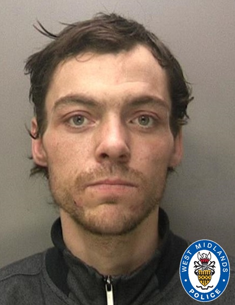 """""""Drug user"""" Anthony Russell is wanted on suspicion of three murders"""