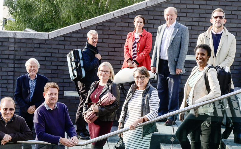 Birmingham music group returns to live venue performances with work inspired by COVID-19
