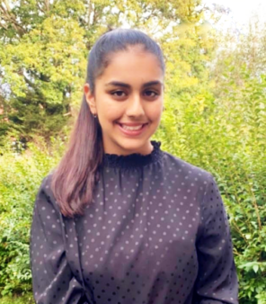 Fatma Mohiuddin, 14, from Birmingham was announced as the 15th Young Poet Laureate