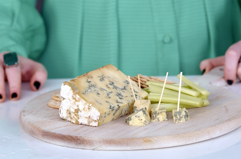Blue cheese is disliked by an estimated 27% of British people