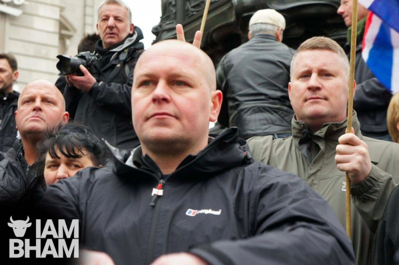 Britain First is an extremist far-right group based in the UK