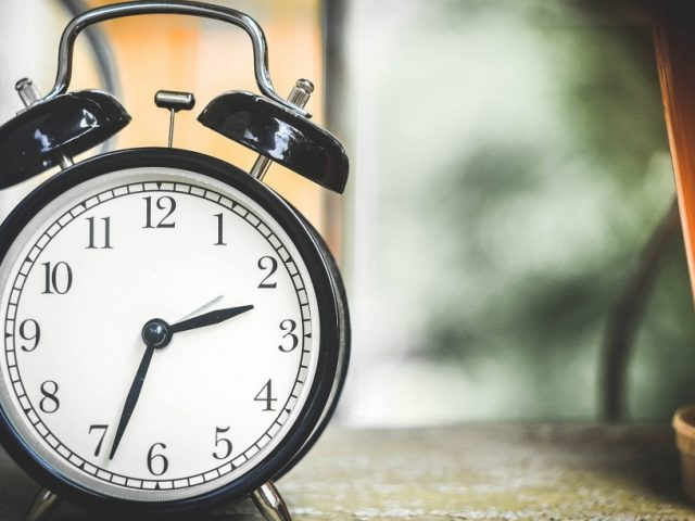 Clocks go back this weekend to mark the end of British Summer Time