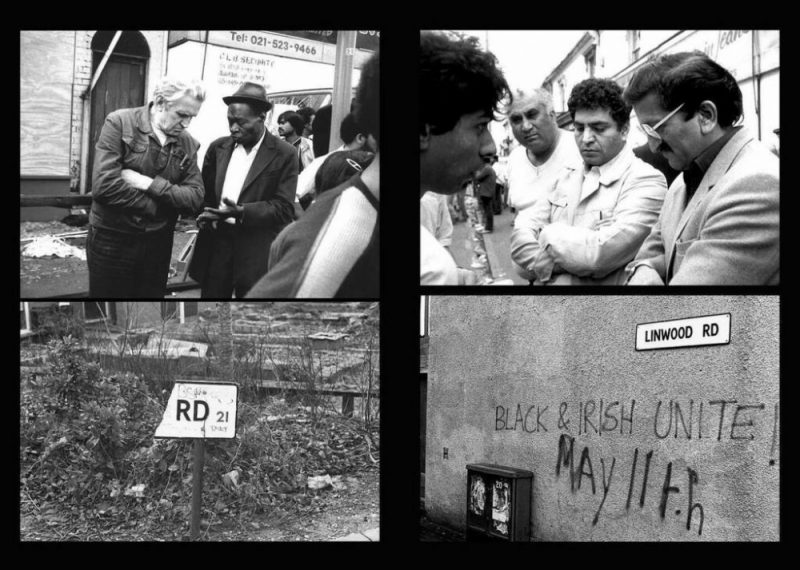 Pogus Caesar Handsworth Riots - 1985