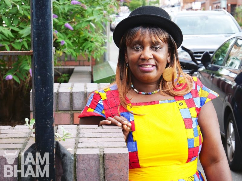 Farisai Dzemwa is a mental health worker from Wolverhampton
