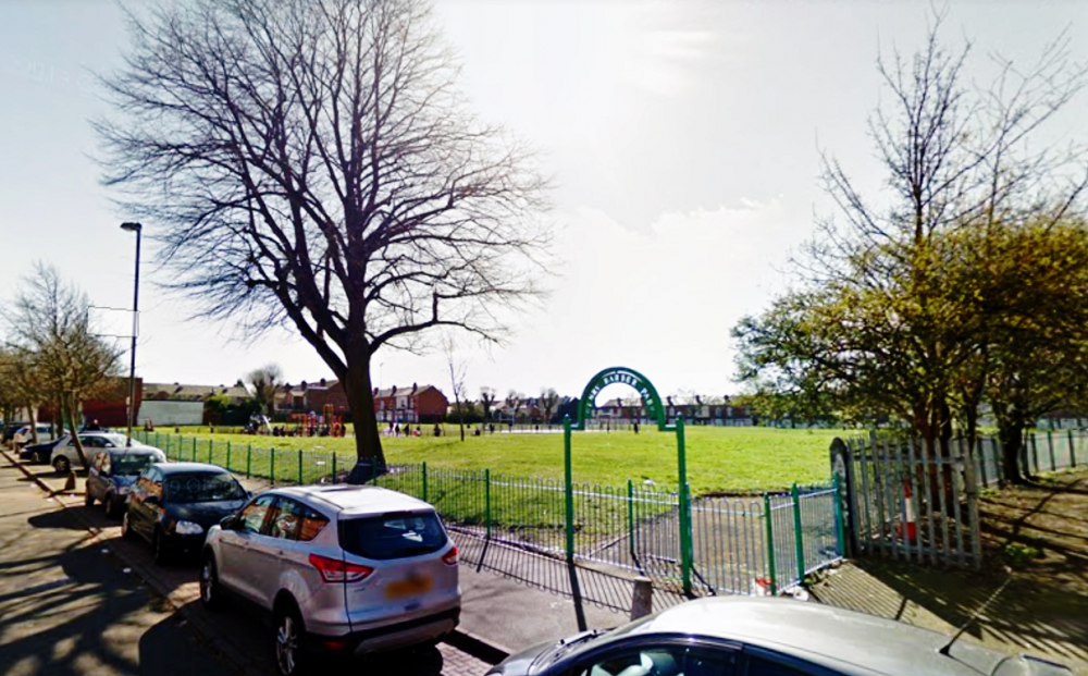 Stabbing spree by teenage mob in Bordesley Green Park