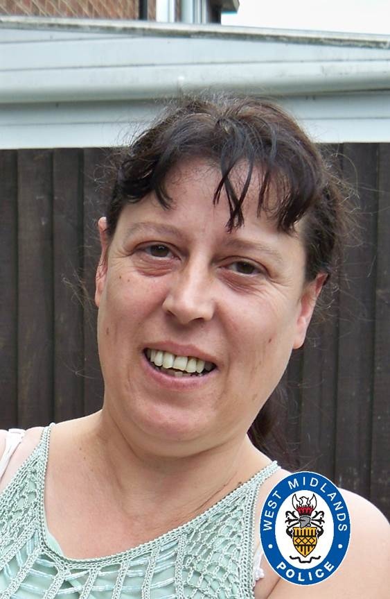 Julie Williams, 58, was found dead at her flat at Emily Smith House, Riley Square in Coventry, on Sunday 25 October