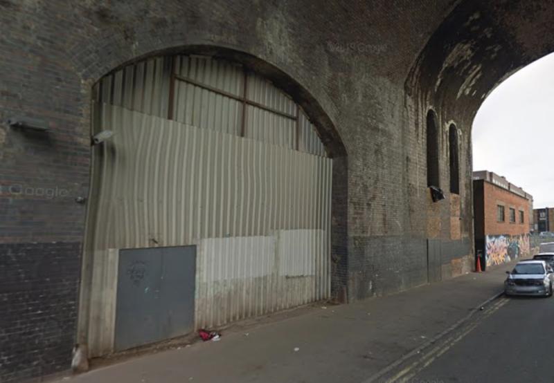 Birmingham club venue Lab11 in Trent Street, Digbeth
