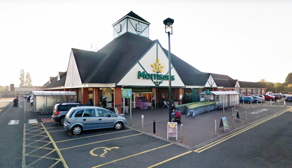 Armed carjackers target mother and daughter at Castle Bromwich Morrisons with axe