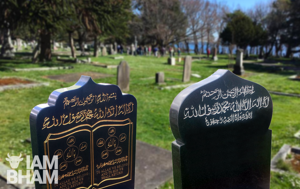 Muslim section at Handsworth Cemetery will be full in two weeks, city council confirms