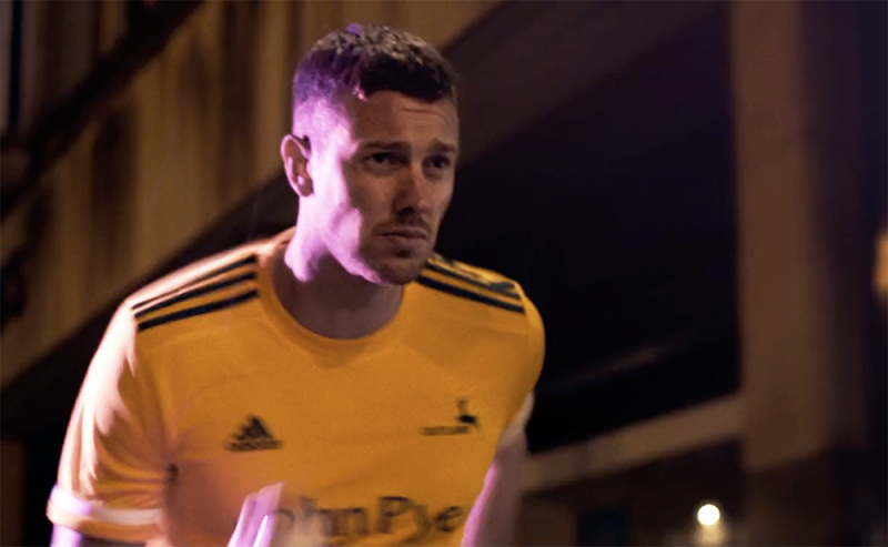 'Run', created for Adidas by Midlands-based Affixxius Films