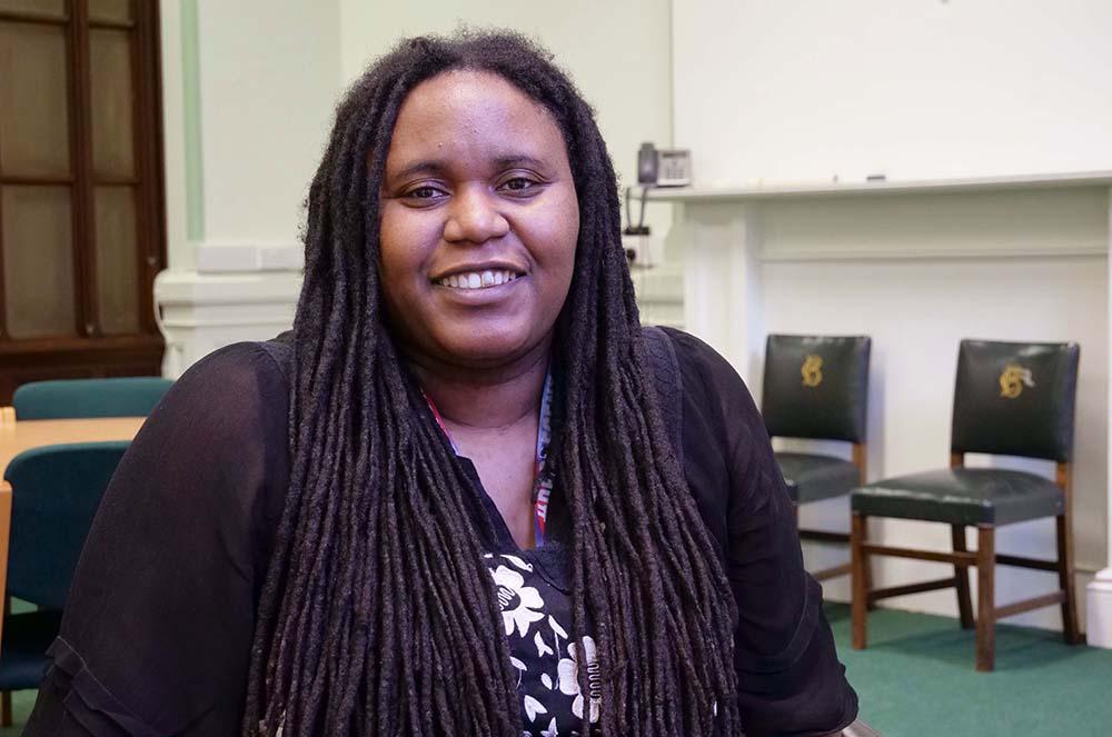 BLACK HISTORY MONTH | INTERVIEW: Sharon Thompson