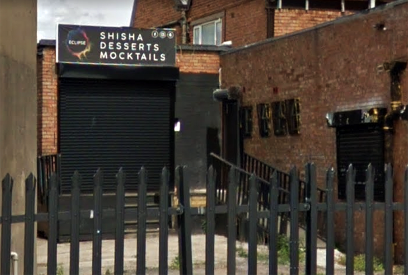 Kasablance Shisha Lounge in Highgate in Birmingham has been closed down by police after already being fined £10,000