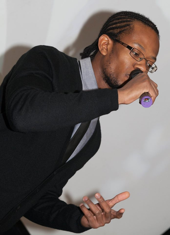Tarik Ross-Cameron is a facilitator and Gallery37 arts producer at Punch Records
