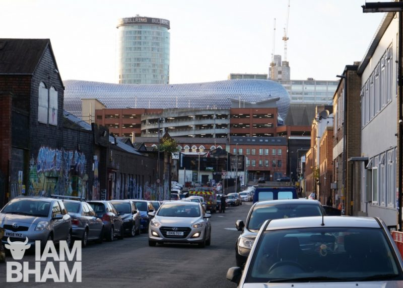Parking will be restricted  in select Permit Areas of Digbeth and the Irish Quarter