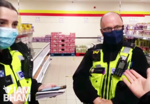 Dudley shopper fined by police for not wearing mask, despite claiming health exemption