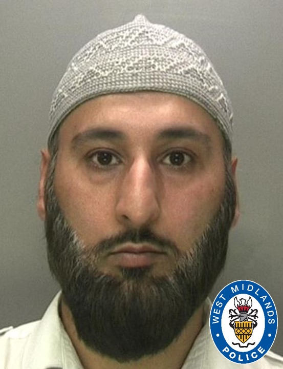 Naiem Malik Suleman has been convicted of raping a 22-year-old girl