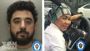 Moseley man convicted of killing wife and neighbour in jealous drug-fuelled rage