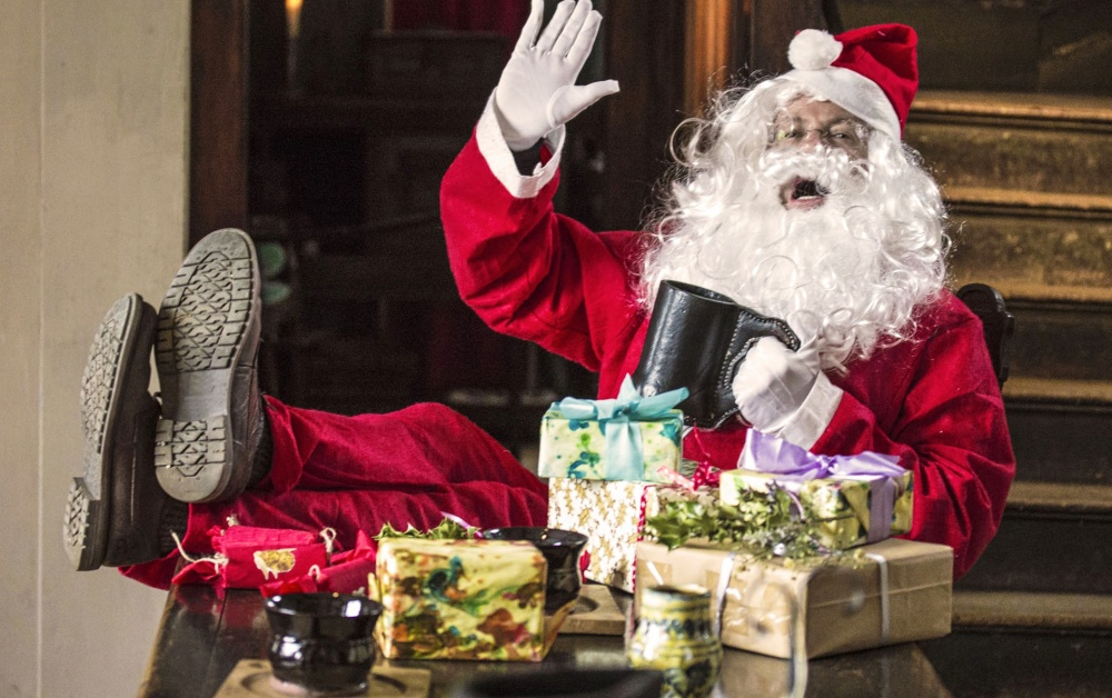 Santa's coming to town for festive fun at Birmingham Museums despite pandemic