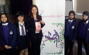 Writing competition launched in Birmingham for pupils to send in stories about their heroes