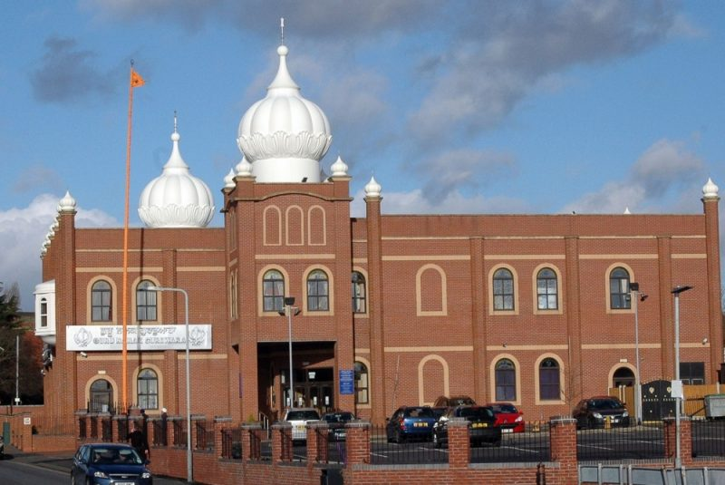 The Saragarhi Monument statue will be displayed on land close to the Guru Nanak Gurdwara in Well Lane, Wednesfield