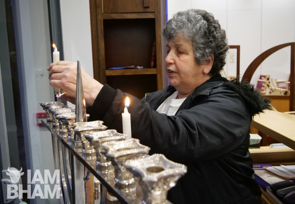 INTERVIEW: Ruth Jacobs on celebrating Hanukkah in Birmingham during COVID-19
