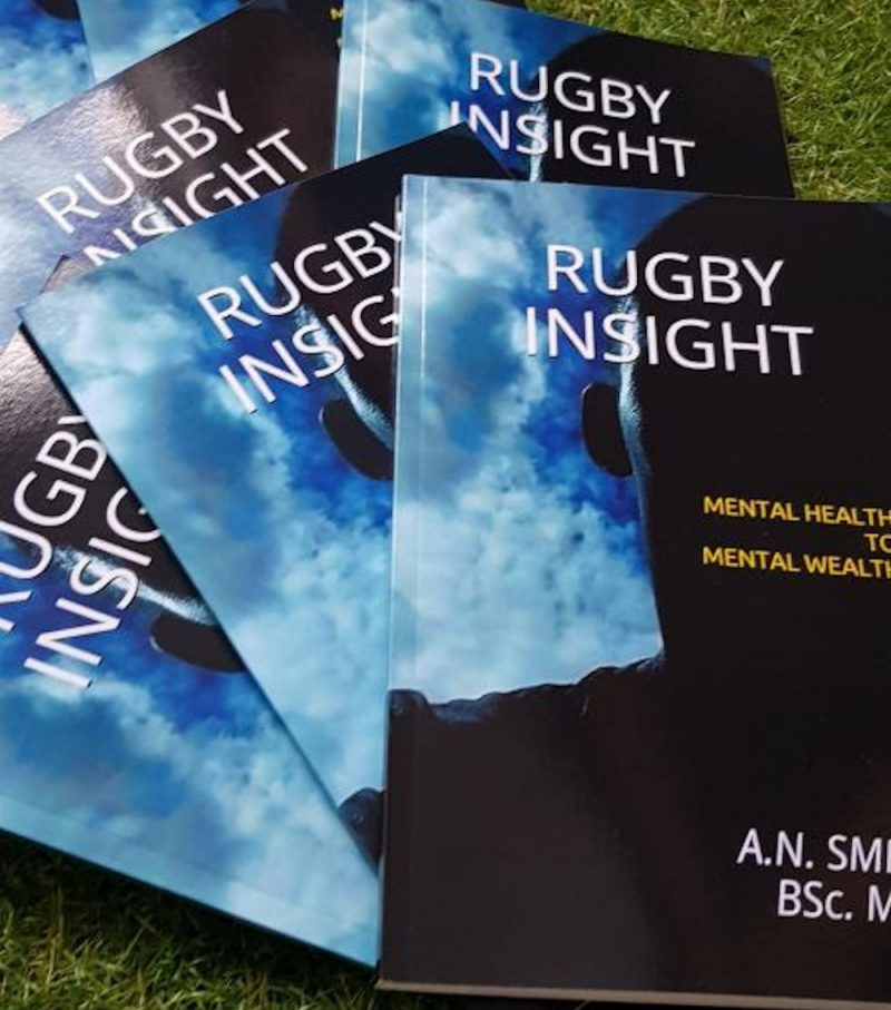 """Aquile Smith wrote 'Rugby Insight' to """"normalise and de-stigmatise mental health"""" struggles"""